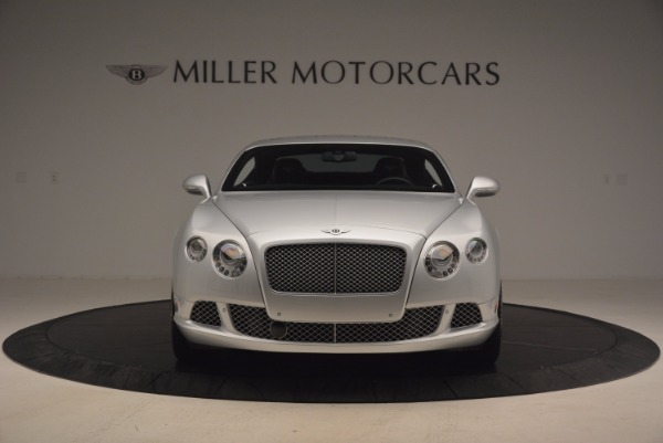 Used 2012 Bentley Continental GT for sale Sold at Maserati of Westport in Westport CT 06880 12