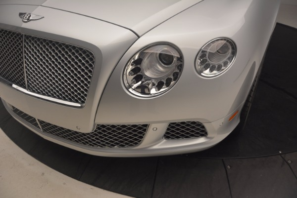 Used 2012 Bentley Continental GT for sale Sold at Maserati of Westport in Westport CT 06880 14