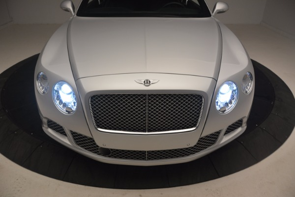 Used 2012 Bentley Continental GT for sale Sold at Maserati of Westport in Westport CT 06880 17