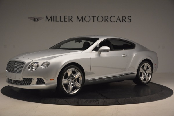 Used 2012 Bentley Continental GT for sale Sold at Maserati of Westport in Westport CT 06880 2