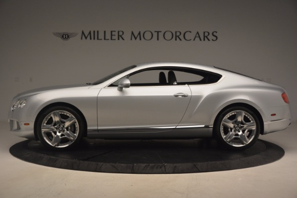 Used 2012 Bentley Continental GT for sale Sold at Maserati of Westport in Westport CT 06880 3