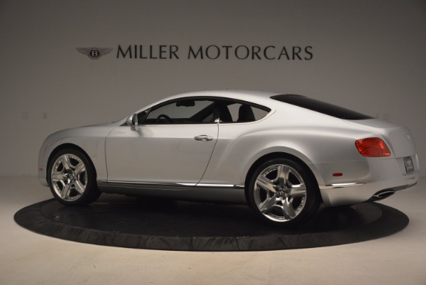 Used 2012 Bentley Continental GT for sale Sold at Maserati of Westport in Westport CT 06880 4