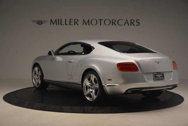 Used 2012 Bentley Continental GT for sale Sold at Maserati of Westport in Westport CT 06880 5