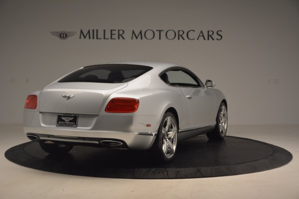 Used 2012 Bentley Continental GT for sale Sold at Maserati of Westport in Westport CT 06880 7
