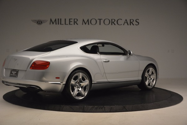 Used 2012 Bentley Continental GT for sale Sold at Maserati of Westport in Westport CT 06880 8