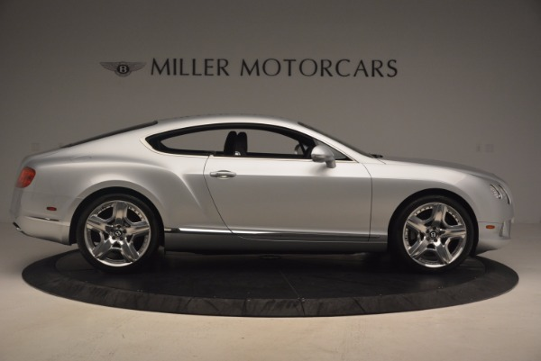 Used 2012 Bentley Continental GT for sale Sold at Maserati of Westport in Westport CT 06880 9