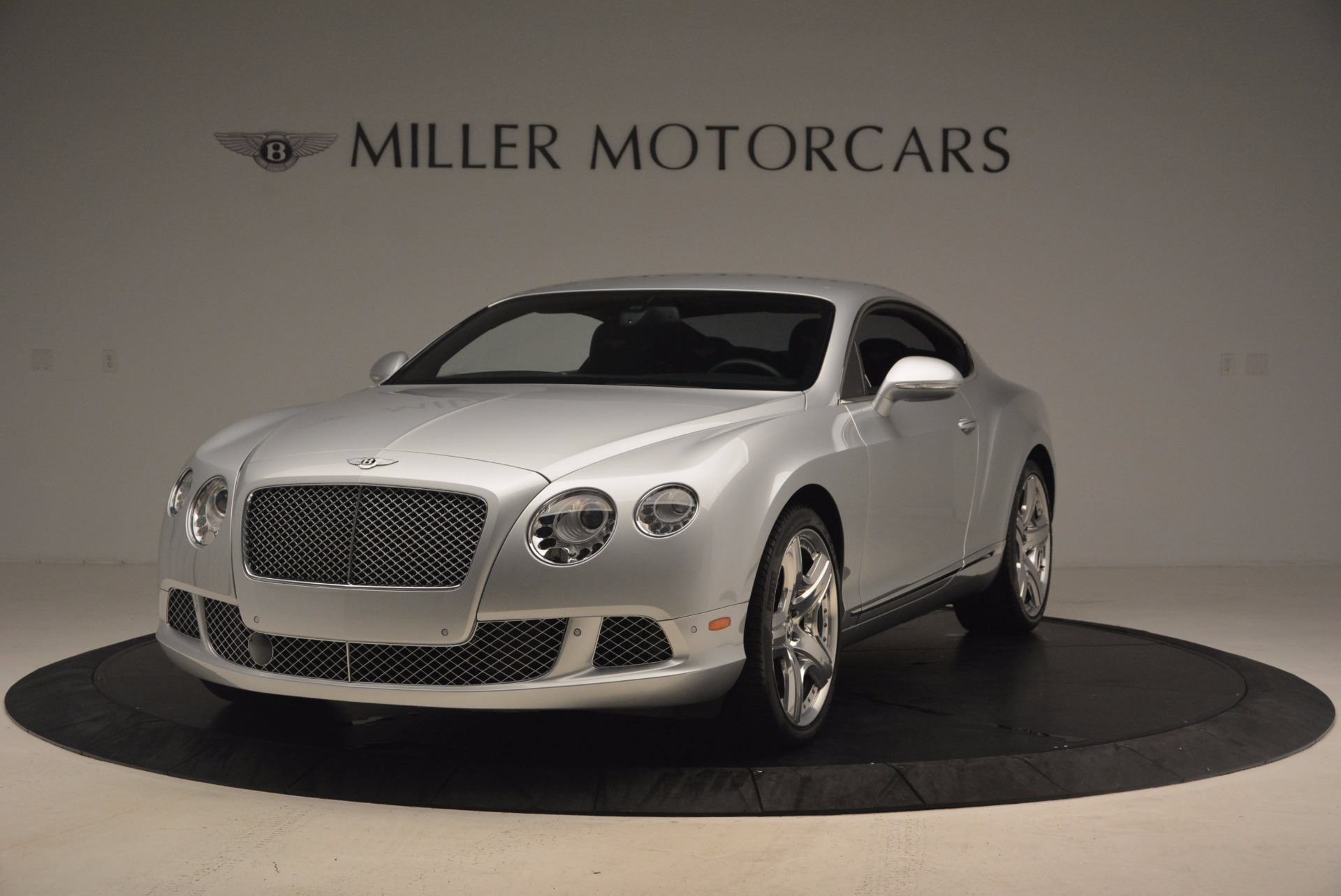 Used 2012 Bentley Continental GT for sale Sold at Maserati of Westport in Westport CT 06880 1