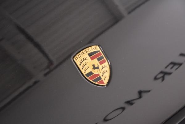 Used 2016 Porsche Macan Turbo for sale Sold at Maserati of Westport in Westport CT 06880 15