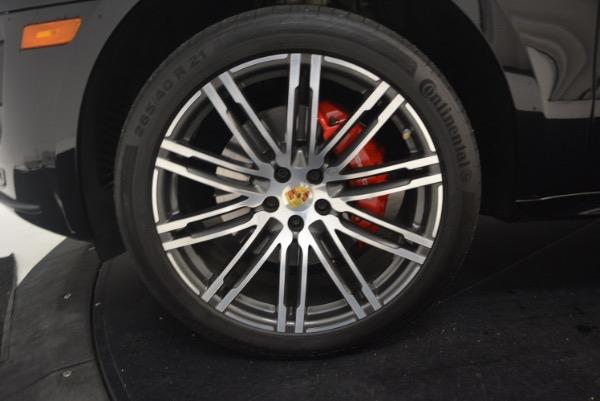 Used 2016 Porsche Macan Turbo for sale Sold at Maserati of Westport in Westport CT 06880 16