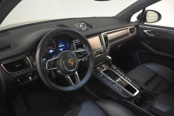 Used 2016 Porsche Macan Turbo for sale Sold at Maserati of Westport in Westport CT 06880 17