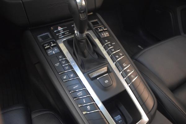 Used 2016 Porsche Macan Turbo for sale Sold at Maserati of Westport in Westport CT 06880 20