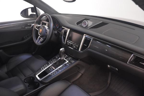 Used 2016 Porsche Macan Turbo for sale Sold at Maserati of Westport in Westport CT 06880 21