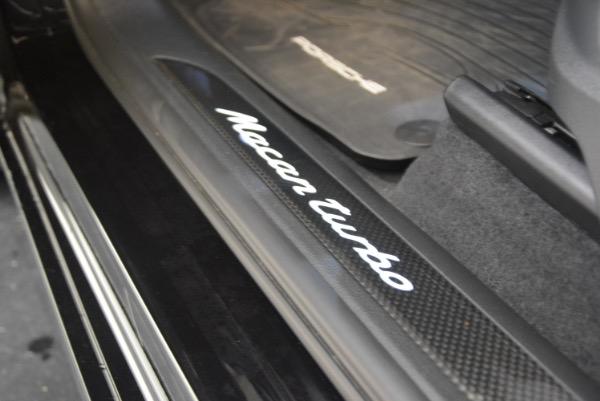 Used 2016 Porsche Macan Turbo for sale Sold at Maserati of Westport in Westport CT 06880 23