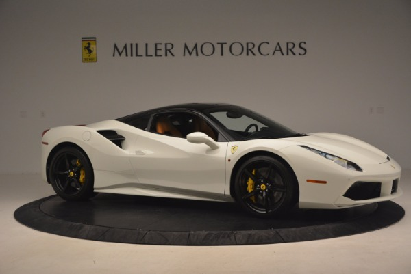 Used 2016 Ferrari 488 GTB for sale Sold at Maserati of Westport in Westport CT 06880 10
