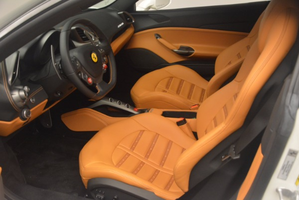 Used 2016 Ferrari 488 GTB for sale Sold at Maserati of Westport in Westport CT 06880 14