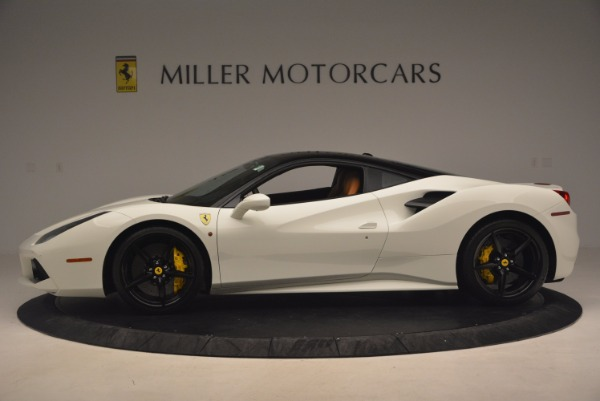 Used 2016 Ferrari 488 GTB for sale Sold at Maserati of Westport in Westport CT 06880 3