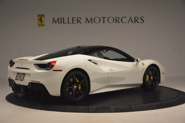 Used 2016 Ferrari 488 GTB for sale Sold at Maserati of Westport in Westport CT 06880 8