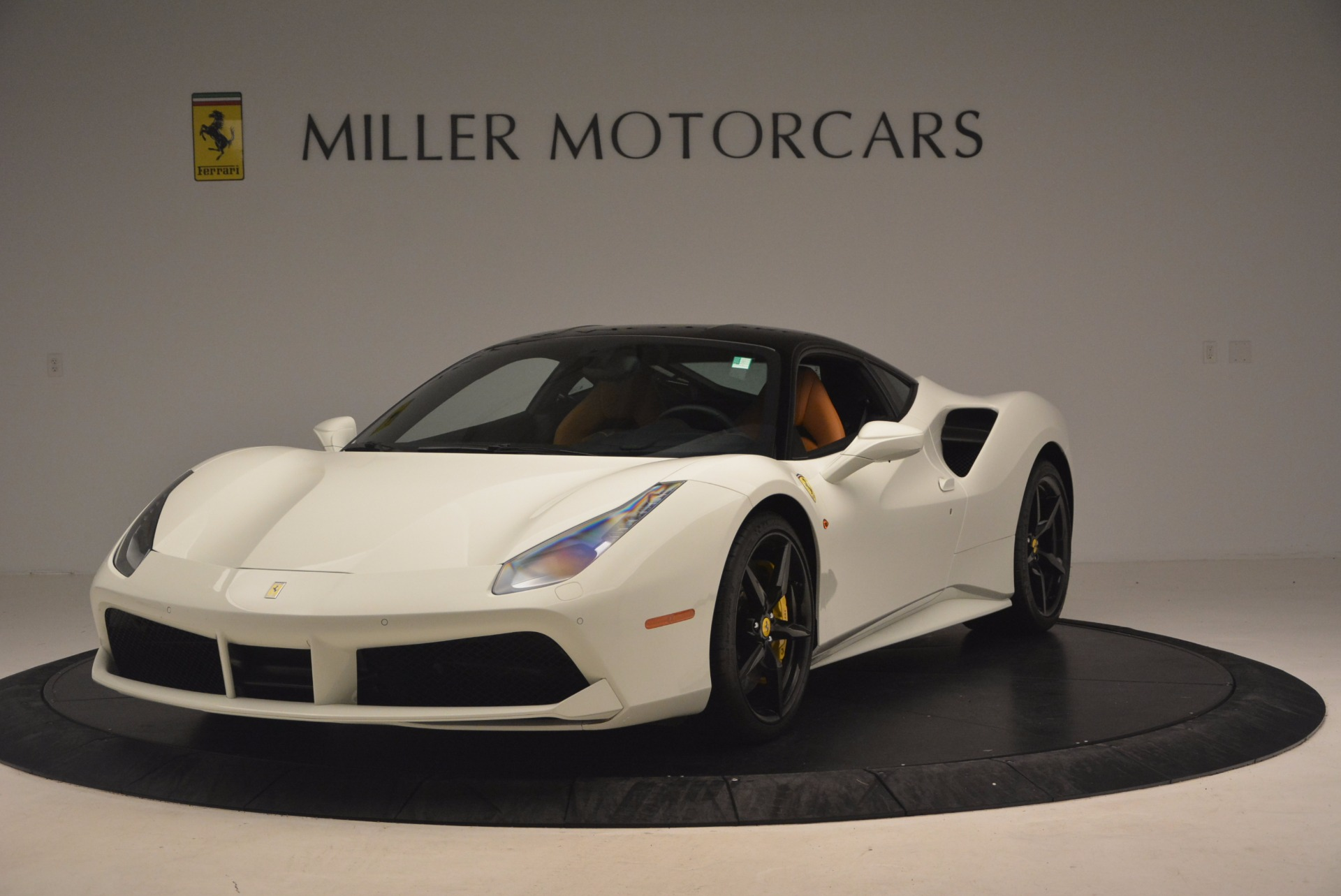 Used 2016 Ferrari 488 GTB for sale Sold at Maserati of Westport in Westport CT 06880 1