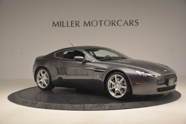 Used 2006 Aston Martin V8 Vantage Coupe for sale Sold at Maserati of Westport in Westport CT 06880 10