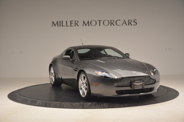 Used 2006 Aston Martin V8 Vantage Coupe for sale Sold at Maserati of Westport in Westport CT 06880 11