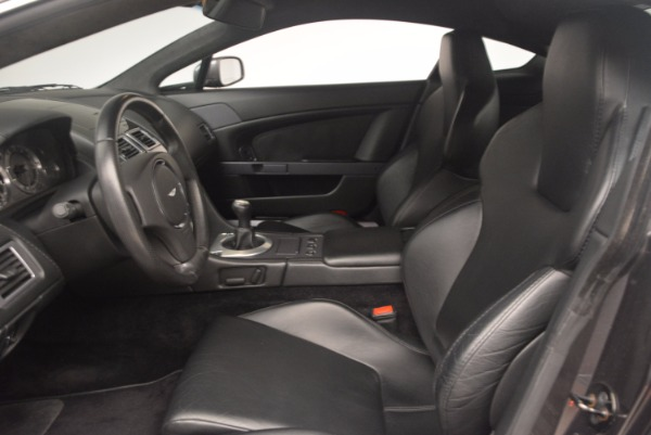 Used 2006 Aston Martin V8 Vantage Coupe for sale Sold at Maserati of Westport in Westport CT 06880 13