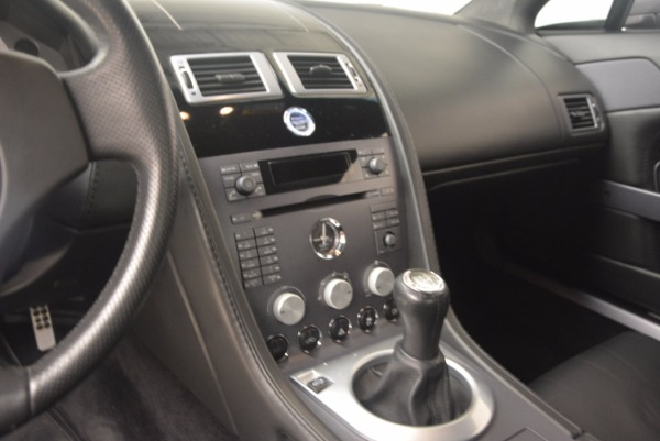 Used 2006 Aston Martin V8 Vantage Coupe for sale Sold at Maserati of Westport in Westport CT 06880 16