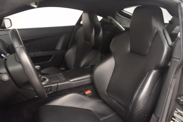 Used 2006 Aston Martin V8 Vantage Coupe for sale Sold at Maserati of Westport in Westport CT 06880 17
