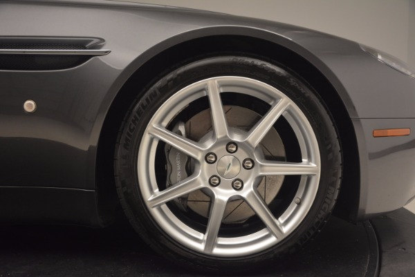 Used 2006 Aston Martin V8 Vantage Coupe for sale Sold at Maserati of Westport in Westport CT 06880 18