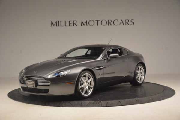 Used 2006 Aston Martin V8 Vantage Coupe for sale Sold at Maserati of Westport in Westport CT 06880 2