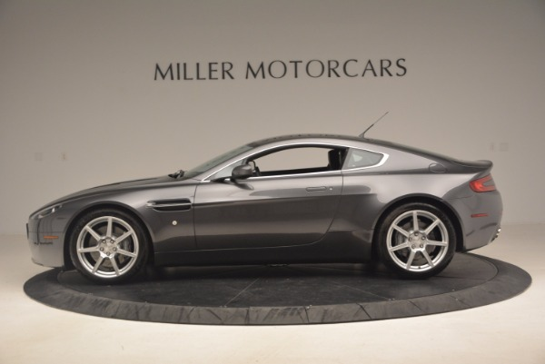 Used 2006 Aston Martin V8 Vantage Coupe for sale Sold at Maserati of Westport in Westport CT 06880 3