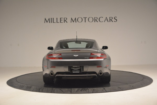 Used 2006 Aston Martin V8 Vantage Coupe for sale Sold at Maserati of Westport in Westport CT 06880 6