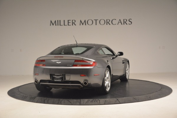 Used 2006 Aston Martin V8 Vantage Coupe for sale Sold at Maserati of Westport in Westport CT 06880 7