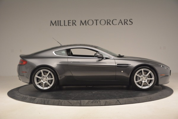 Used 2006 Aston Martin V8 Vantage Coupe for sale Sold at Maserati of Westport in Westport CT 06880 9