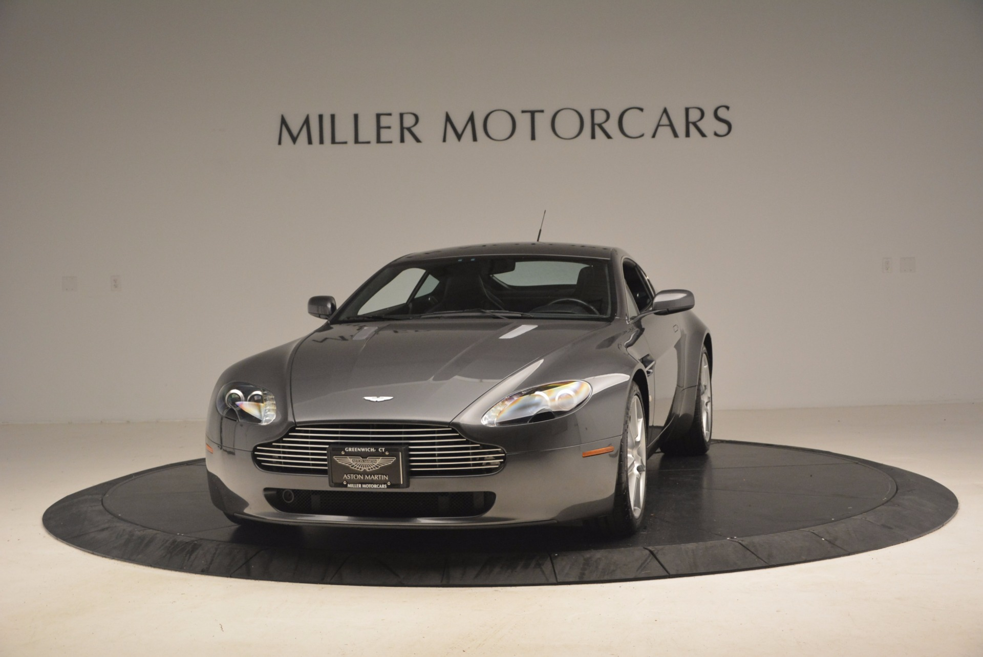 Used 2006 Aston Martin V8 Vantage Coupe for sale Sold at Maserati of Westport in Westport CT 06880 1