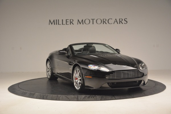 Used 2012 Aston Martin V8 Vantage S Roadster for sale Sold at Maserati of Westport in Westport CT 06880 11