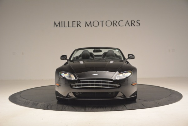 Used 2012 Aston Martin V8 Vantage S Roadster for sale Sold at Maserati of Westport in Westport CT 06880 12