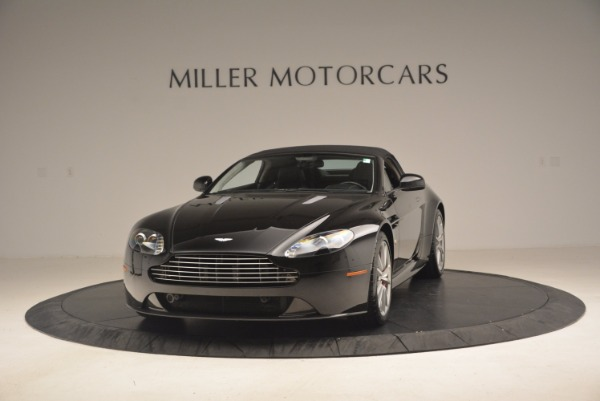 Used 2012 Aston Martin V8 Vantage S Roadster for sale Sold at Maserati of Westport in Westport CT 06880 13