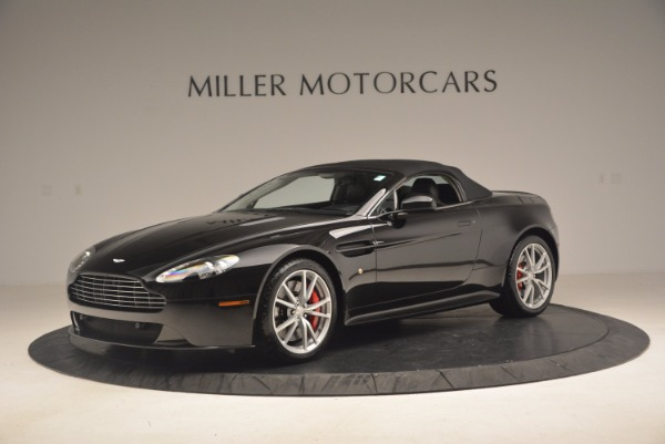 Used 2012 Aston Martin V8 Vantage S Roadster for sale Sold at Maserati of Westport in Westport CT 06880 14