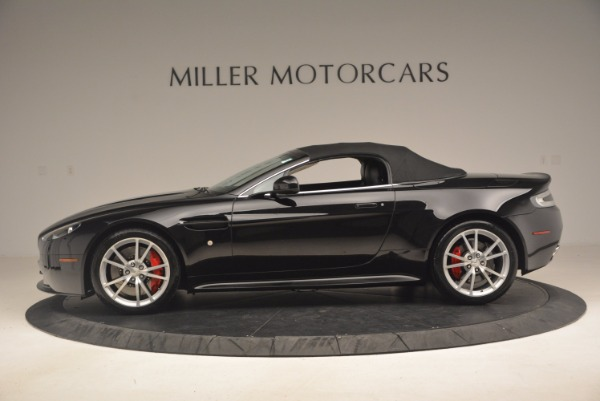 Used 2012 Aston Martin V8 Vantage S Roadster for sale Sold at Maserati of Westport in Westport CT 06880 15