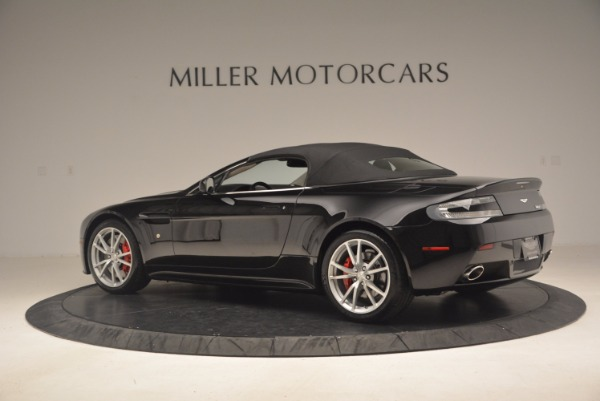 Used 2012 Aston Martin V8 Vantage S Roadster for sale Sold at Maserati of Westport in Westport CT 06880 16