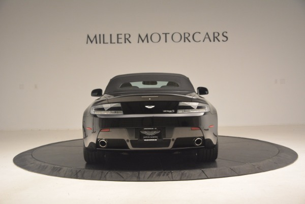Used 2012 Aston Martin V8 Vantage S Roadster for sale Sold at Maserati of Westport in Westport CT 06880 18