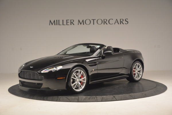 Used 2012 Aston Martin V8 Vantage S Roadster for sale Sold at Maserati of Westport in Westport CT 06880 2