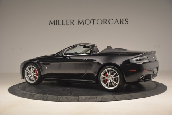 Used 2012 Aston Martin V8 Vantage S Roadster for sale Sold at Maserati of Westport in Westport CT 06880 4
