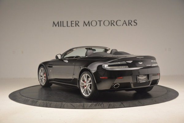 Used 2012 Aston Martin V8 Vantage S Roadster for sale Sold at Maserati of Westport in Westport CT 06880 5
