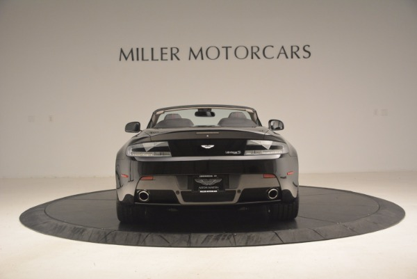 Used 2012 Aston Martin V8 Vantage S Roadster for sale Sold at Maserati of Westport in Westport CT 06880 6