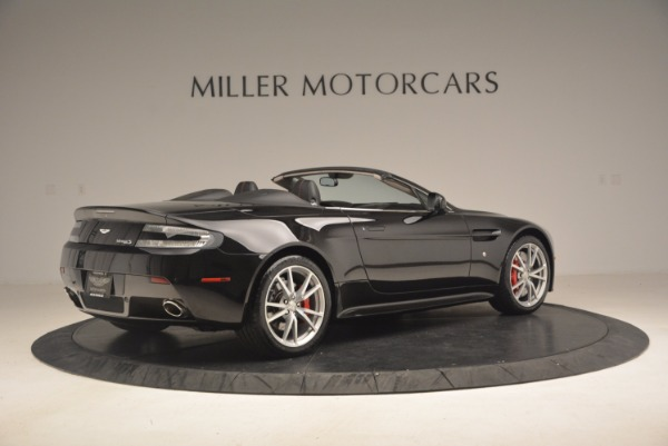 Used 2012 Aston Martin V8 Vantage S Roadster for sale Sold at Maserati of Westport in Westport CT 06880 8