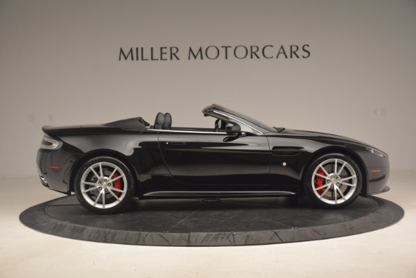Used 2012 Aston Martin V8 Vantage S Roadster for sale Sold at Maserati of Westport in Westport CT 06880 9