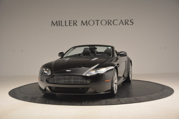 Used 2012 Aston Martin V8 Vantage S Roadster for sale Sold at Maserati of Westport in Westport CT 06880 1