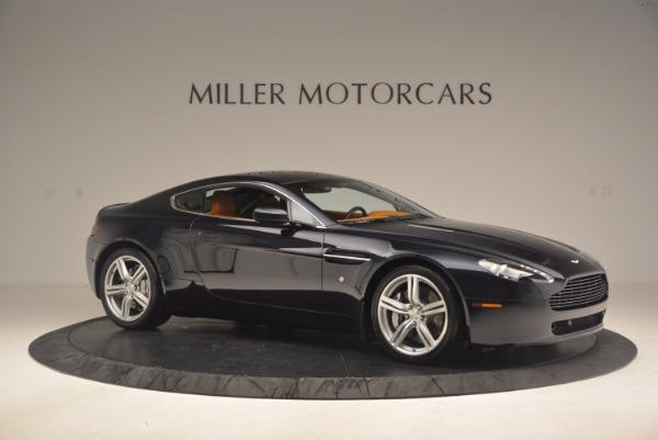 Used 2009 Aston Martin V8 Vantage for sale Sold at Maserati of Westport in Westport CT 06880 10