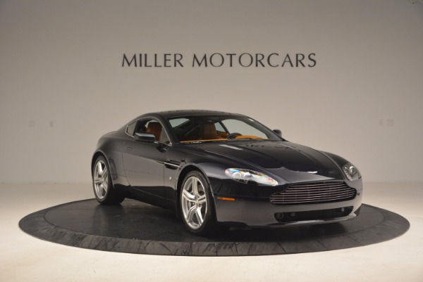 Used 2009 Aston Martin V8 Vantage for sale Sold at Maserati of Westport in Westport CT 06880 11